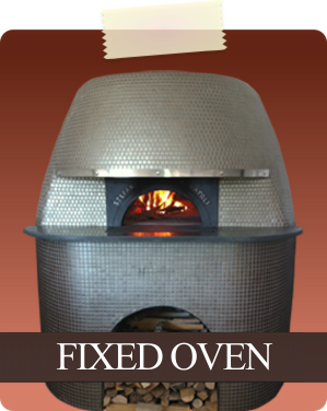 Fixed Stefano Ferrara Pizza Ovens